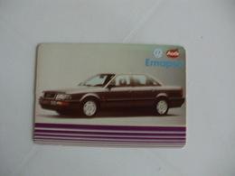 Emapsa Audi Portugal Portuguese Pocket Calendar 1990 - Calendars