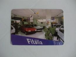 Fiat Fitália Portugal Portuguese Pocket Calendar 1991 - Calendars