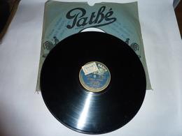 Disque 78 T Phonographe GRAMOPHONE Pathé - Bérard - 78 Rpm - Schellackplatten