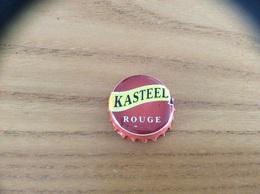 """Capsule De Bière Belgique """"KASTEEL ROUGE"""" HB - Beer"""