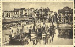 Blankenberge -- Le Port. (2 Scans) - Blankenberge