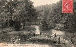Longuyon -   Confluent  De La  Crusnes - Longuyon