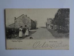 Jalhay - Haute Fagnes - Baraque Michel - Jalhay