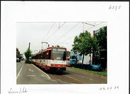 STRASSENBAHNEN - TRAMS - TRAMCARS - DÜSSELDORF - 5 Photographies. (15) - Photos