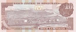 HONDURAS P.  82e 10 L 2008 UNC - Honduras