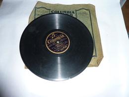 Disque 78 T Gramophone Phonographe Columbia - Georges Milton - 78 G - Dischi Per Fonografi
