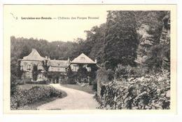 FLORENVILLE - Lacuisine-sur-Semois - Château Des Forges Roussel. - Florenville