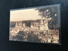 37 Dissais 1906 Chateau De La Vienne Toits - Other Municipalities
