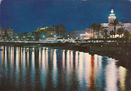 LIBYA - Tripoli - Night Scene - Libia