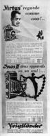"PUB  APPAREIL PHOTOGRAPHIQUE  ( VIRTUS ) "" VOIGTLANDER ""   1935 - Appareils Photo"