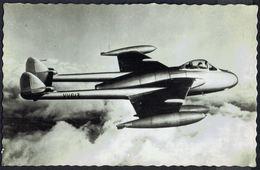 Venom (UK) DE HAVILLAND - Chasseur - Militaria - Non Circulé - Not Circulated - Nicht Gelaufen. - 1946-....: Ere Moderne