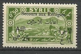 SYRIE  N° 168 NEUF** Luxe SANS CHARNIERE / MNH - Syria (1919-1945)