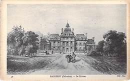 14 - Château De Balleroy. Déssin Félix Thorigny - Autres Communes