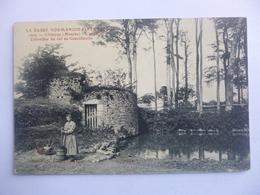 Clitourps.  L'antique Colombier Du Fief De Grainthéville. La Basse Normandie Pittoresque. - Frankreich
