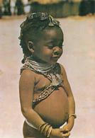 ANGOLA - Jovem Mumuila - Angola