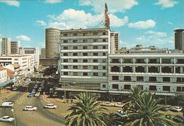 KENYA - Nairobi - City Centre With New Stanley Hotel - Kenya