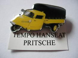 PIN'S TEMPO HANSEAT PRITSCHE ESTAMPILLE EDITIONS ATLAS - Pin's