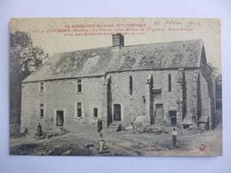 Clitourps.  Le Prieuré (ancien Manoir De Tergistorps) La Basse Normandie Pittoresque. - Frankreich