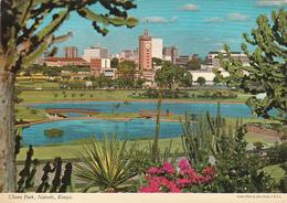 KENYA - Nairobi - Uhuru Park - Kenya