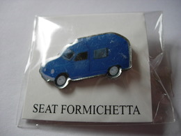 PIN'S SEAT FORMICHETTA ESTAMPILLE EDITIONS ATLAS NSB - Pins