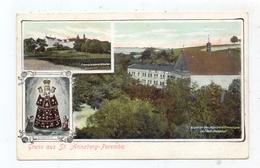 OBER-SCHLESIEN - LESCHNITZ-ST.ANNABERG-POREMBA / LESNICA, Kloster Und Gnadenbild - Schlesien