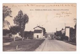 Poids-de-Fiole.39.Jura.La Bifurcation. - Autres Communes