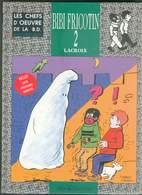 BIBI FRICOTIN TOME 2 ED. VENTS D'OUEST 1993 DE LACROIX TB - Bibi Fricotin