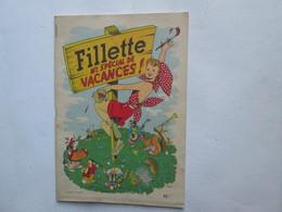 Fillette En Vacance - Magazines