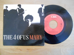 The 4 Of Us - Mary - 1989 - Disco, Pop