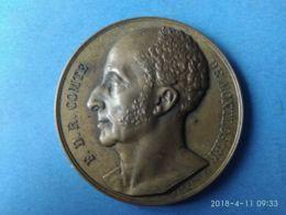 Conte De Montlosier 1826 - Royal / Of Nobility