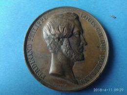 Ferdinand Philippe Louis C, H. Duc D'orleans 1842 - Royal / Of Nobility