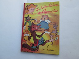 Album ( Les Belles Histoires De Capucine ) N°1 Aux N°24  De 1954 - Autre Magazines