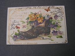 Blumenduft Karte  Nach  Hannover 1904 - Feiern & Feste