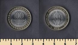 Timor 100 Centavos 2012 - Timor