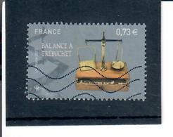 Yt 5195 Balance A Trebuchet - France