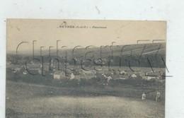 Beynes (78) : Vue Panoramique  En 1919 (animé) PF - Beynes