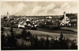 Ehingen A. D., Gesamtansicht, 1931 - Deutschland