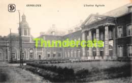CPA GEMBLOUX L'INSTITUT AGRICOLE - Gembloux
