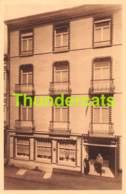 CPA HOTEL DU COMMERCE BLANKENBERGHE BLANKENBERGE LA FACADE - Blankenberge