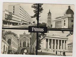 2843  Lithuania Dilnius Views Of The City - Lithuania
