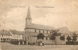 Sint - Truiden / St. Trond : L'Eglise De Saint-Gangulphe - Sint-Truiden