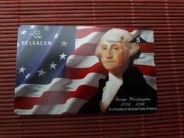 P 409 George Washington 604 L  (Mint,Neuve) Rare - Belgique
