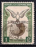 República Dominicana 1949 - The 75th Anniversary Of U.P.U - Dominican Republic