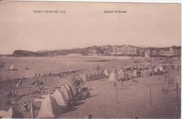 CPA - ST JEAN DE LUZ Golf Hôtel - Saint Jean De Luz