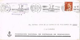 30442. Frontal MADRID 1983. Simposium Relaciones Publicas Y Turismo - 1931-Hoy: 2ª República - ... Juan Carlos I