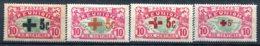Réunion               80/82  * - Réunion (1852-1975)