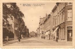 Sint-Truiden / St. Trond : Statiestraat - Sint-Truiden