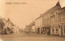 Sint-Truiden / St. Trond : Luikerpoort --- Tramhalte - Sint-Truiden