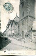 N°65733 -cpa Luzy -impasse Du Vieux Château- - Other Municipalities