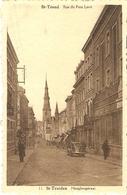 Sint-Truiden / St. Trond : Hoogbrugstraat  / Rue Du Pont Levé - Sint-Truiden